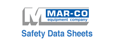 Mar-co Safety Data Sheets