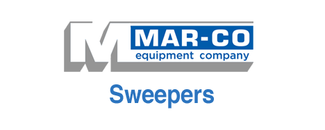 Mar-co Equipment Sweepers