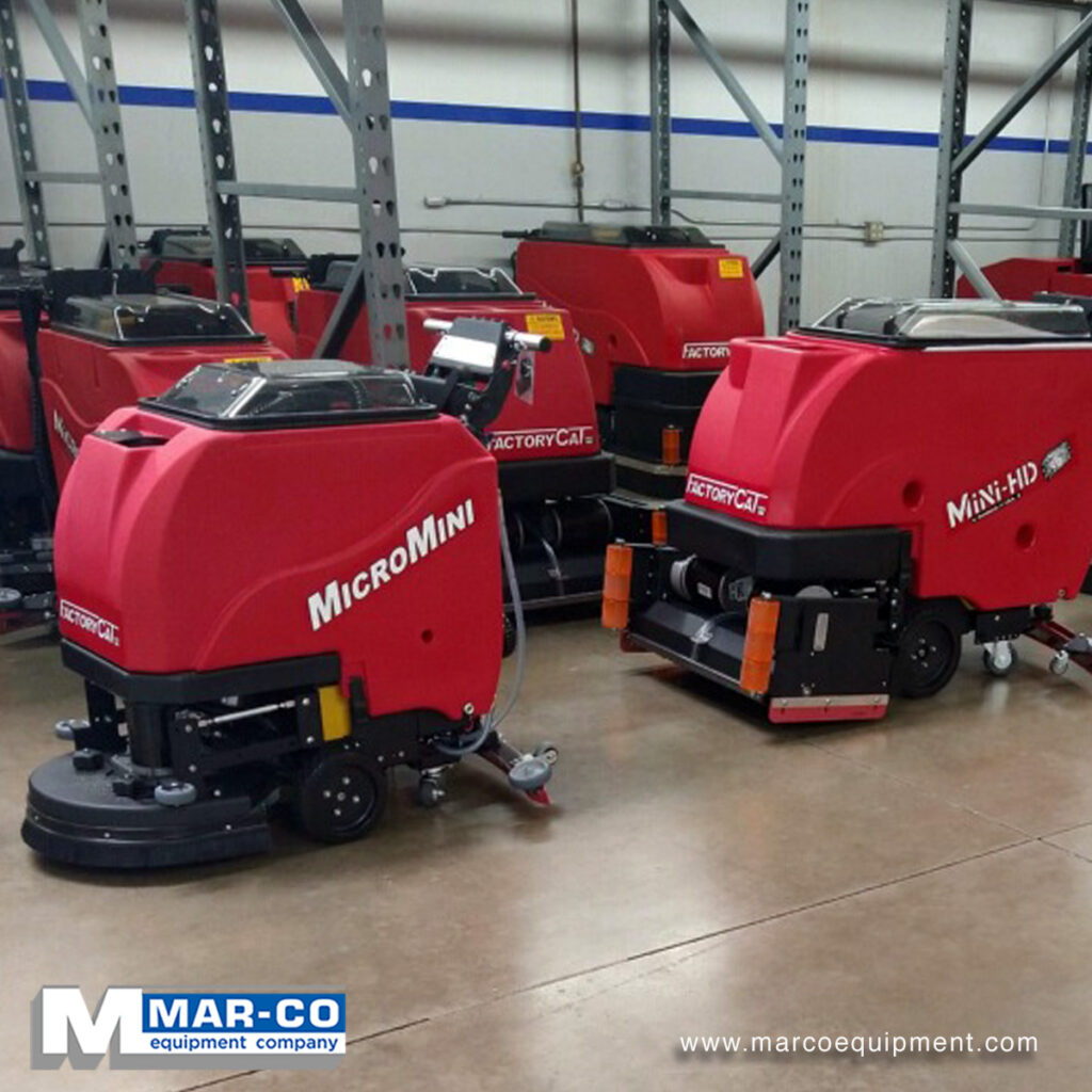 Factory Cat Equipment, New Arrivals at Mar-co Equipment